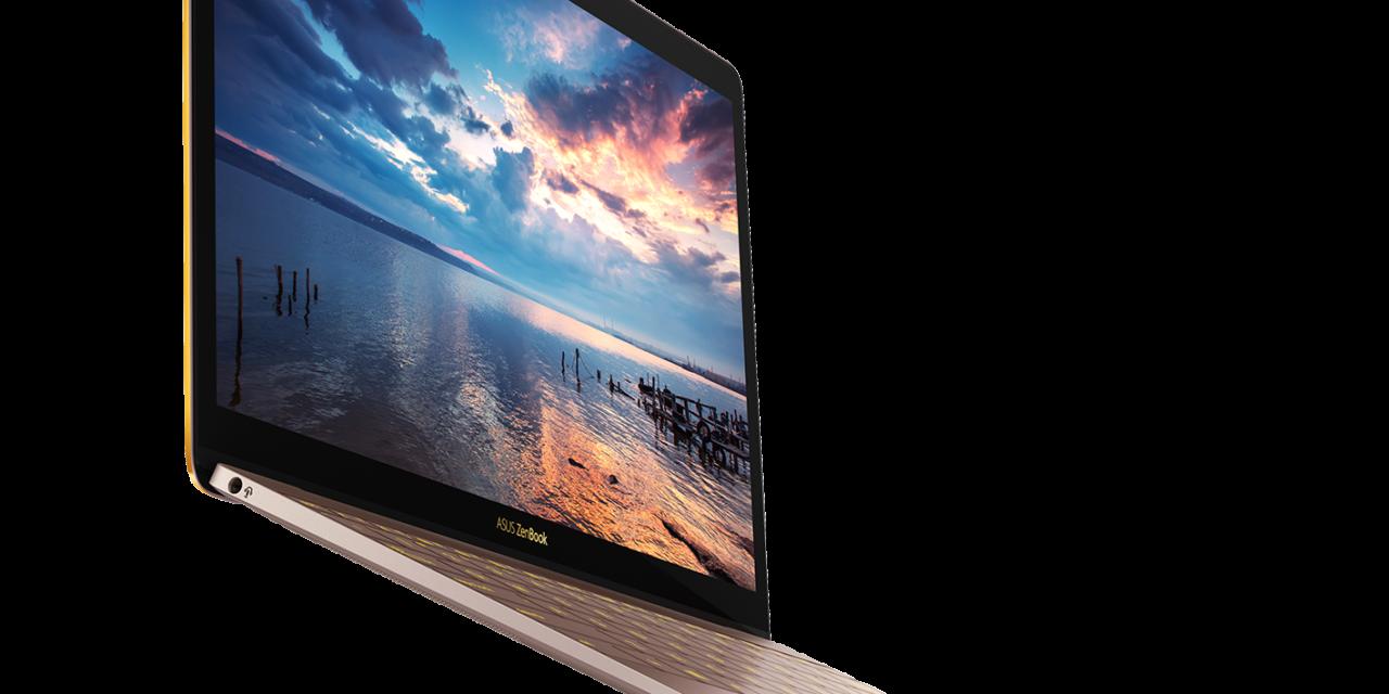 Asus Zenbook 3, le concurrent du Macbook d'Apple