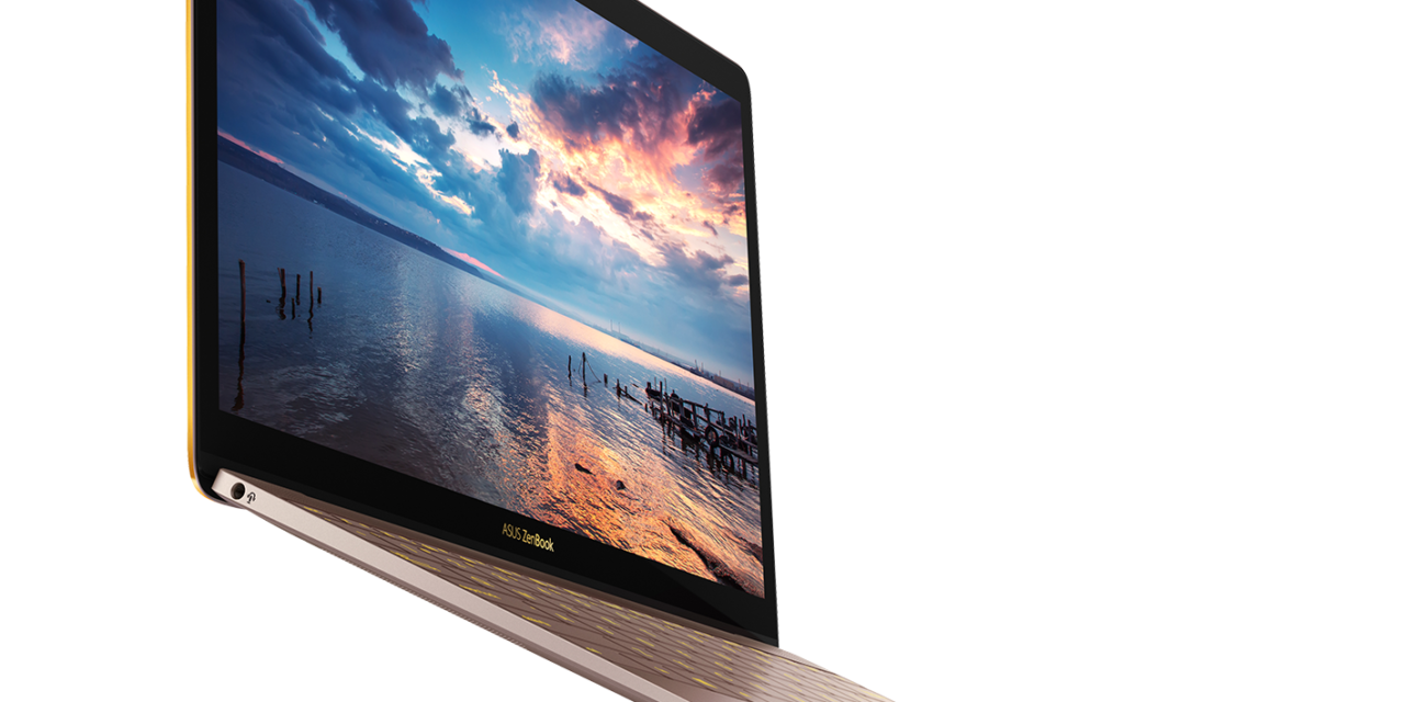 Asus Zenbook 3, le concurrent du Macbook d'Apple