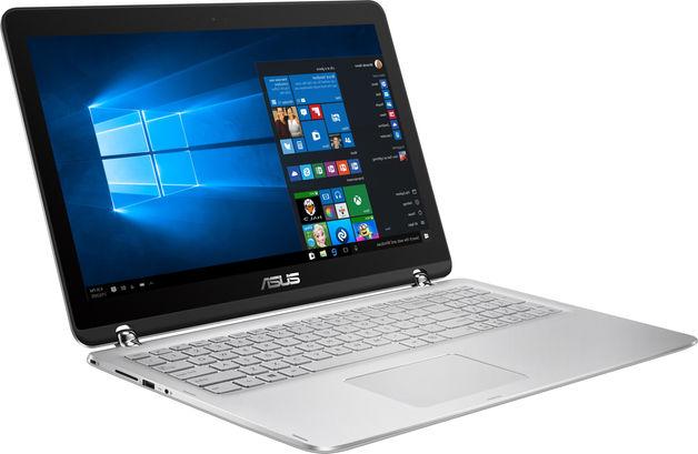 Nouvel Ultrabook Asus Zenbook Flip UX560 en 15.6 pouces