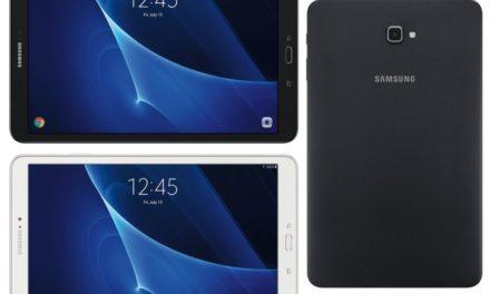 Tablette Samsung Galaxy Tab S3 : photos et caractéristiques