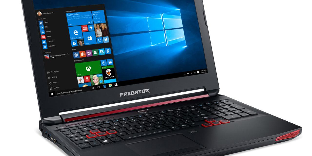 Le PC Gamer Acer Predator G9-591-570D à 899€ au lieu de 1399€