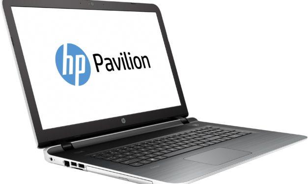 Offre du jour : HP Pavilion 17-g160nf à 559€ au lieu de 699€