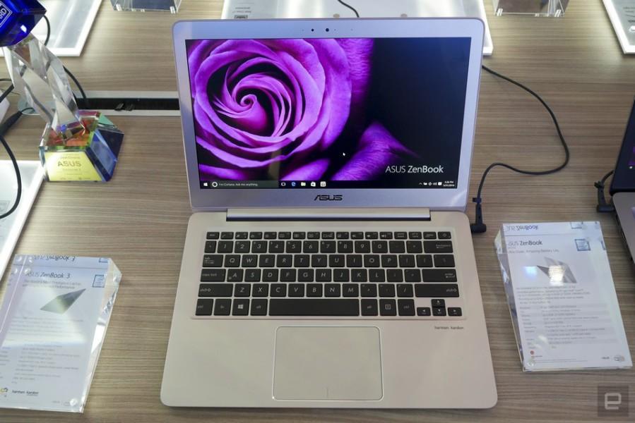 Asus dévoile le Zenbook UX330 – un nouvel Ultrabook de 13″
