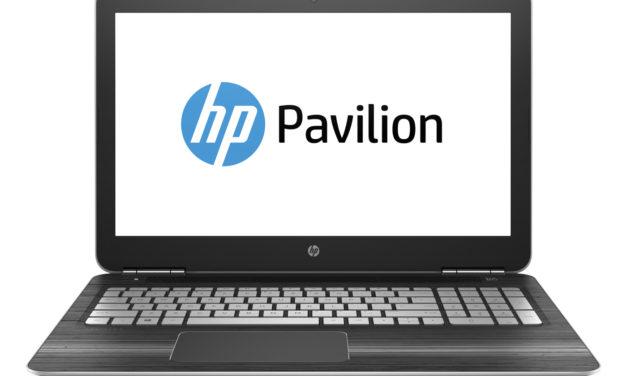 Les nouveaux HP Pavilion 15 et 17 version 2016 sont disponibles