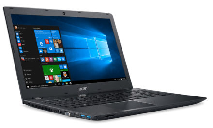 Nouveau PC portable Acer Aspire E5-575