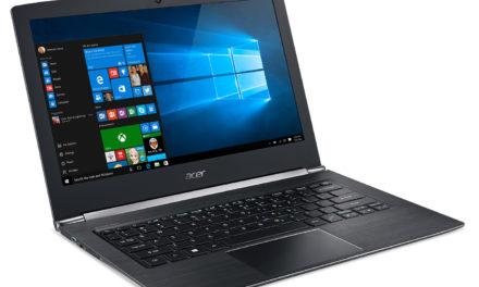 Acer Aspire S5-371 : nouveau PC bureautique en 13″