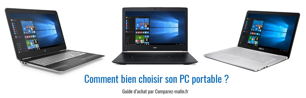 160dab4e4f8 Guide d achat PC   Quel ordinateur portable choisir