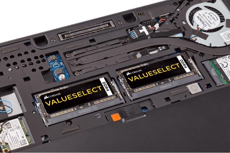 Augmenter la mémoire de son PC portable