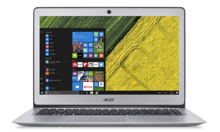 PC portable Acer Swift 3 disponible en France dès 499€