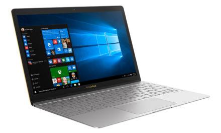Asus Zenbook 3 UX390UA disponible à partir de 1499€