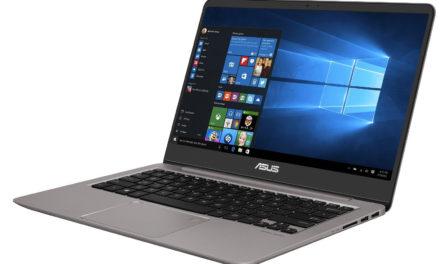 Asus ZenBook UX410 disponible à partir de 699€