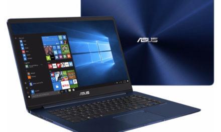 Asus ZenBook UX530 disponible à partir de 1299€