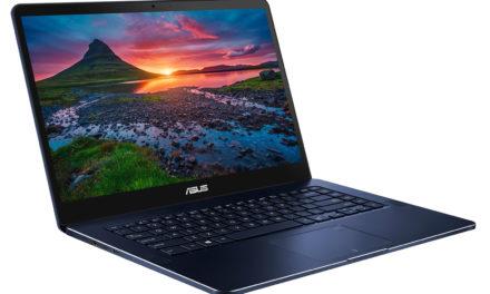Asus ZenBook Pro UX550 : caractéristiques et prix
