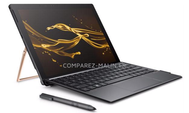 Exclu : La nouvelle tablette 2-en-1 HP Spectre X2 12 (2017)