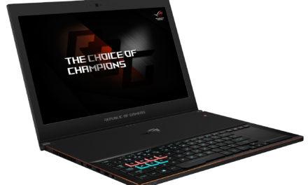 Asus ROG Zephyrus GX501 : le plus léger et le plus fin des PC gamer