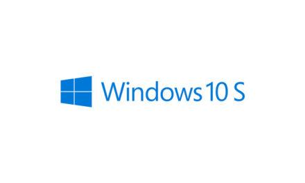Windows 10 S : une édition bridée de Windows