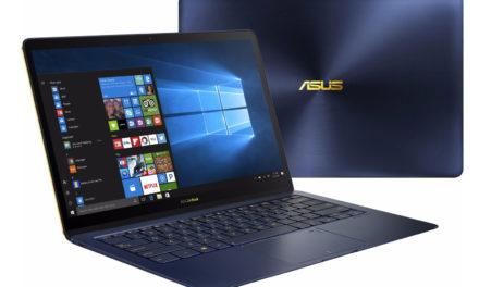 Asus ZenBook 3 Deluxe UX490UA : caractéristiques et prix