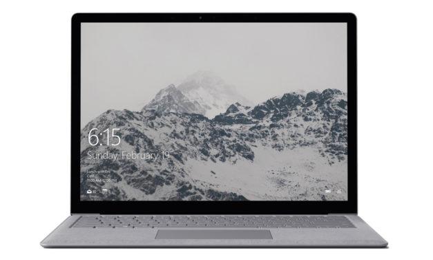 Microsoft Surface Laptop : présentation et caractéristiques