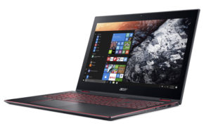 Acer Nitro 5 Spin : un PC convertible résolument tourné vers le gaming