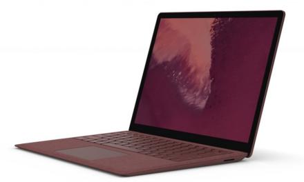 Le Microsoft Surface Laptop 2 de 13,5 pouces, digne évolution de son prédécesseur