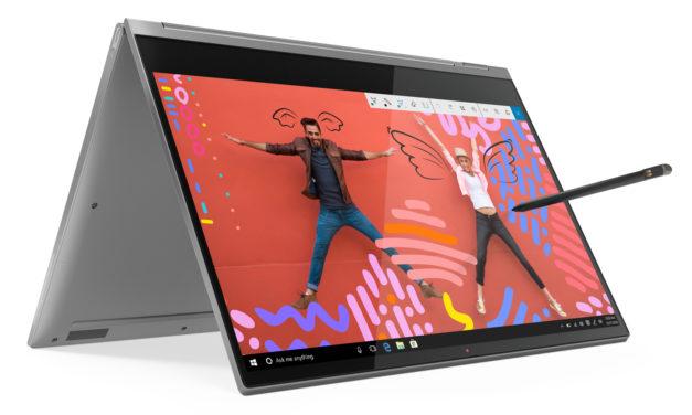 Le Lenovo Yoga C930, un 2-en-1 haut de gamme de 14 pouces très performant