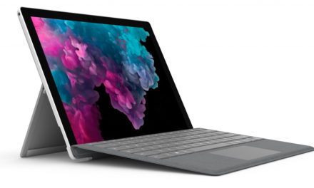 Le Microsoft Surface Pro 6 de 12,3 pouces, un 2-en-1 plus puissant que son prédécesseur