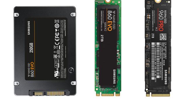 Bien choisir son PC portable avec un disque dur SSD : M.2, SATA, NVMe… On vous explique tout !
