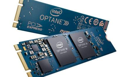 Tout comprendre sur la mémoire Intel Optane