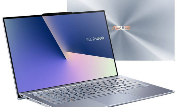 L'Asus ZenBook S13 UX392 : plus grand et un peu plus performant