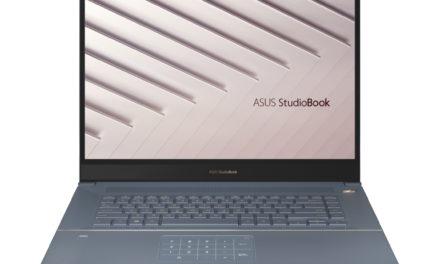 L'Asus StudioBook S W700 : une nouvelle gamme de 17 pouces pour les créateurs