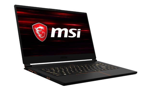 MSI GS75 et GS65 Stealth : les ultrabooks de 15 et 17″ équipés des Nvidia GeForce RTX