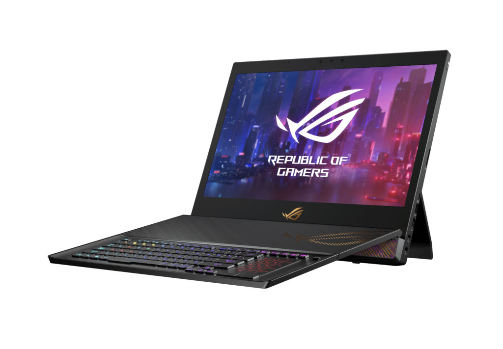 Asus ROG Mothership GZ775