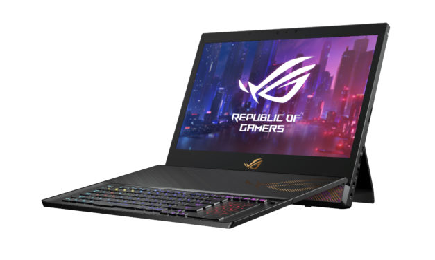 L'Asus ROG Mothership GZ775 : le PC hybride de 17″ original pour gamers