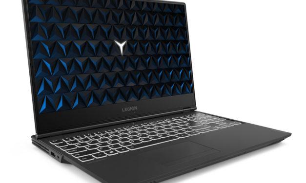 Lenovo Legion Y540 et Y740 : deux nouveaux PC Gamer avec GeForce RTX