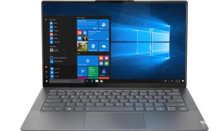 Lenovo Yoga S940 : Ultrabook de 14″